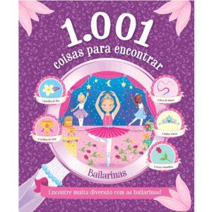 1.001 Coisas para Encontrar – Bailarinas