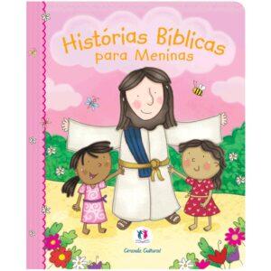 Bíblia do Bebê Almofadada – Histórias Bíblicas para Meninas