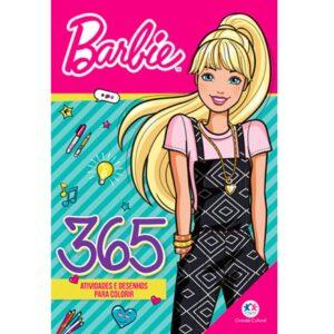 365 Atividades Barbie (Novo)