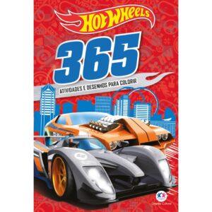 365 Atividades – Hot Wheels (Novo)