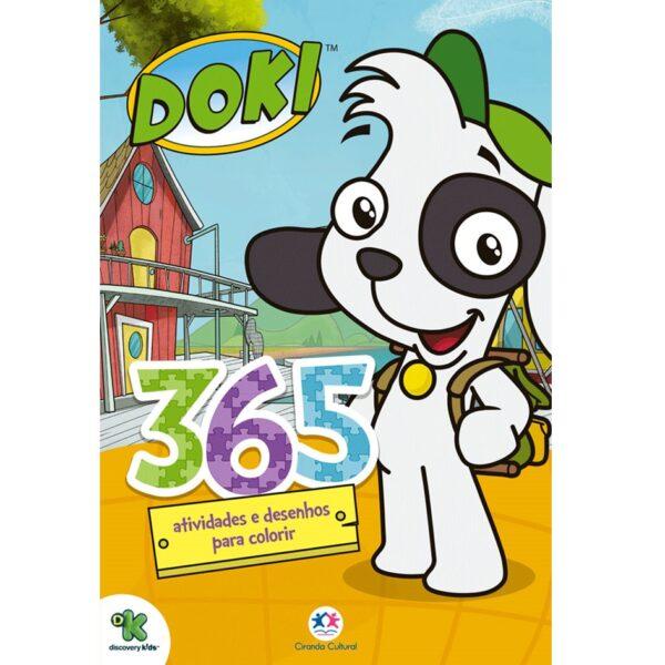 365 atividades doki