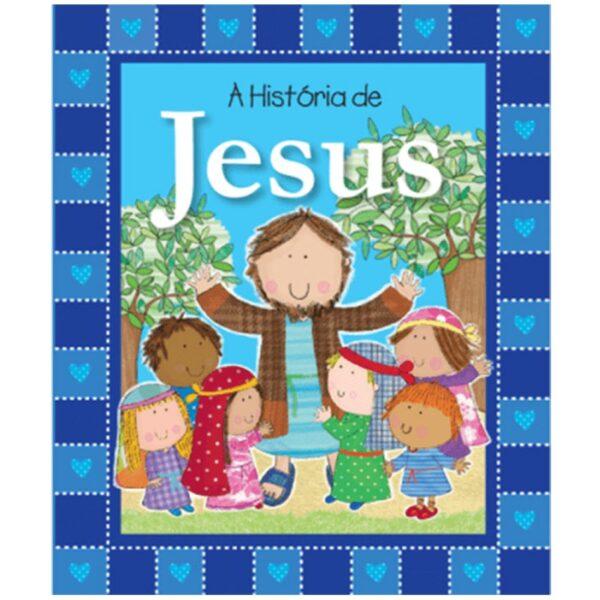Bíblia do Bebê Almofadada - A História de Jesus