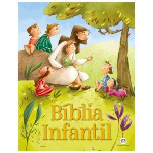 Bíblia Infantil Almofadada (Maior)