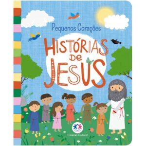 Bíblia do Bebê Almofadada –  Histórias de Jesus