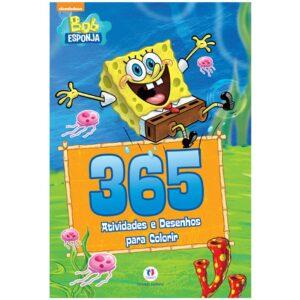 365 Atividades – Bob Esponja