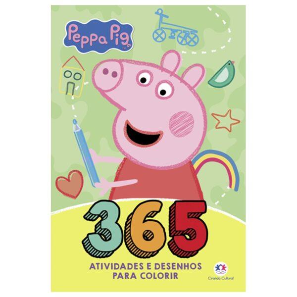 365 atividades peppa pig