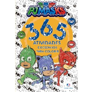 365 Atividades – PJ Masks