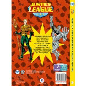 365 Atividades – Liga da Justiça