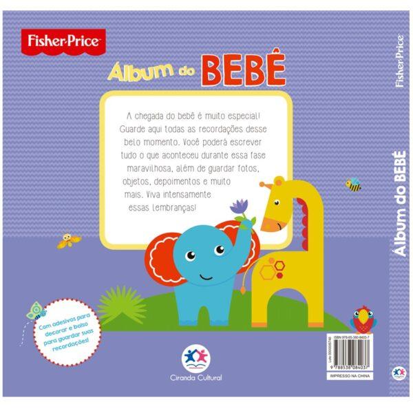 contra capa album fisher price