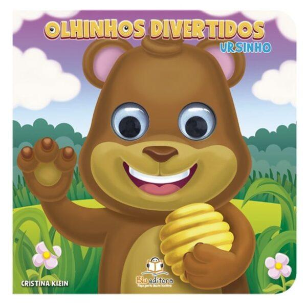 Olhinhos Divertidos Ursinho