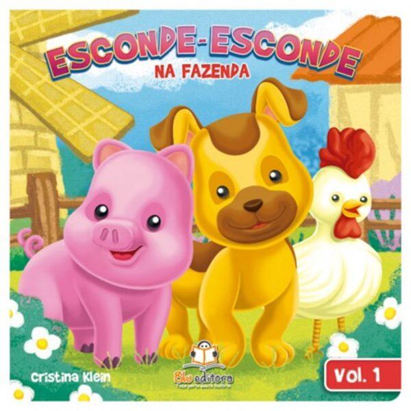 ESCONDE-ESCONDE NA FAZENDA VOLUME-1