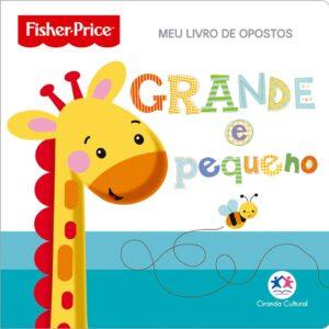 Banho – Fisher Price – Opostos