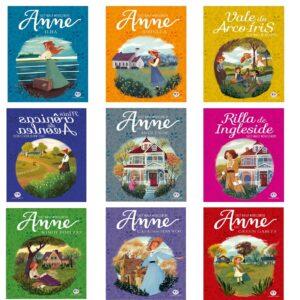 Coleção Universo Anne com 9 Livros – Ciranda Cultural