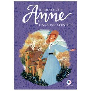 Literatura Universo Anne – Anne e a Casa dos Sonhos