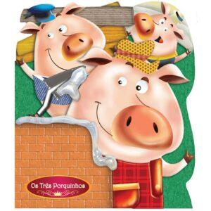 Cartonado Rec. – Os Três Porquinhos