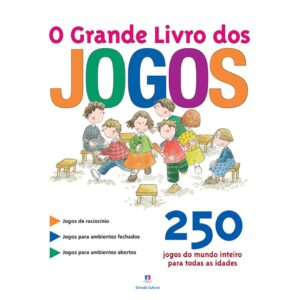 O GRANDE LIVRO DOS JOGOS