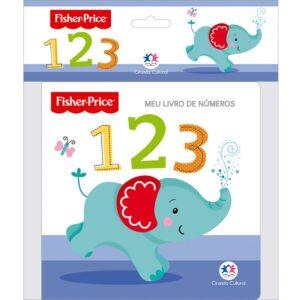Banho – Fisher Price – Números