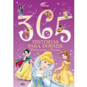 365 Histórias para Dormir – Disney Princesa e Fadas
