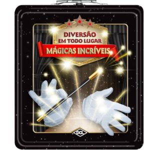 Lata – Mágicas Incriveis – Diversão em todo lugar