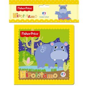 Banho – Fisher Price – Hipopotamo