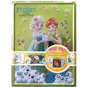 Disney – Latinha Feliz – Frozen Febre Congelante
