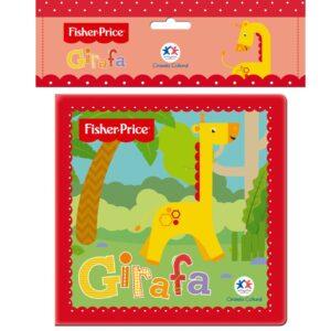 Banho – Fisher Price – Girafa