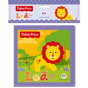 Banho – Fisher Price – Leão