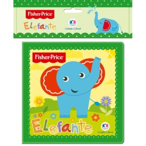 Banho – Fisher Price – Elefante