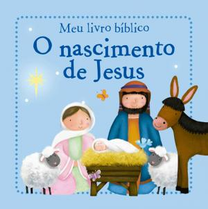Livro de Pano – O Nascimento de Jesus