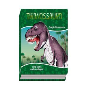Quebra Cabeça Capa Almofadada Dinossauros – Tiranossauro