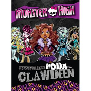 Monster High – Deslife de Moda Clawdeen