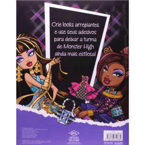 Monster High – Estilos Arrepilantes