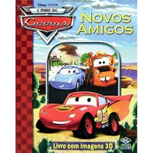 Disney – Imagem 3D – Carros: Novos Amigos